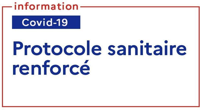 Covid-19 - Protocole sanitaire renforcé - Actualités - Collège Jacques Monod